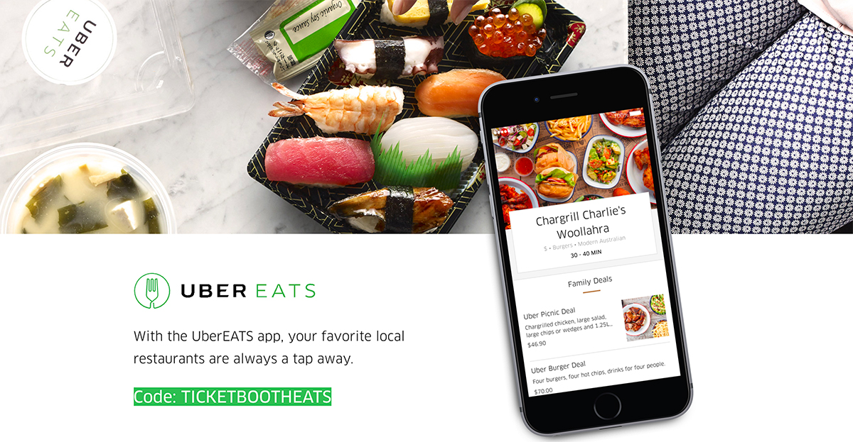 uber eats code for existing users nz